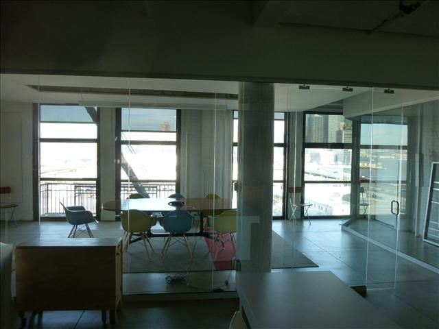 Chelsea I love the flow of light here .6,000 RSF of office space with huge outdoor space. a fun place to have an office