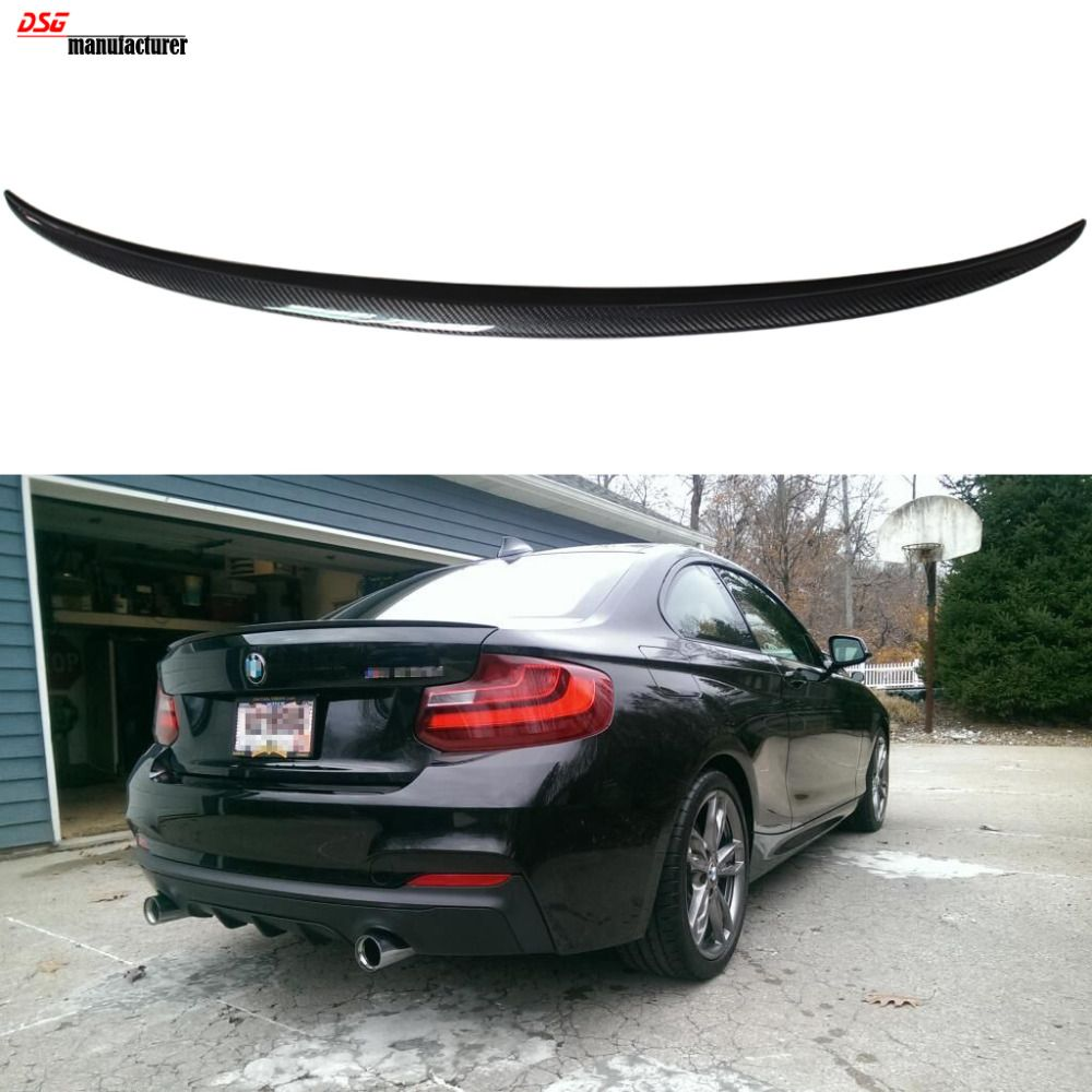 Bmw 220i Coupe: F22 F23 Rear Spoiler For BMW 2 Series 2014+ Coupe 218i