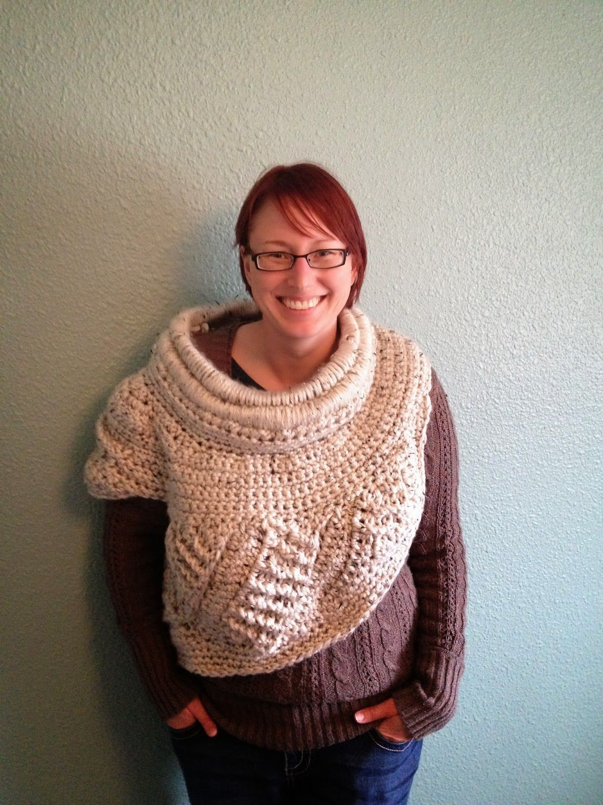 the Roundabout Method: Crochet Katniss Cowl | Project | Pinterest ...