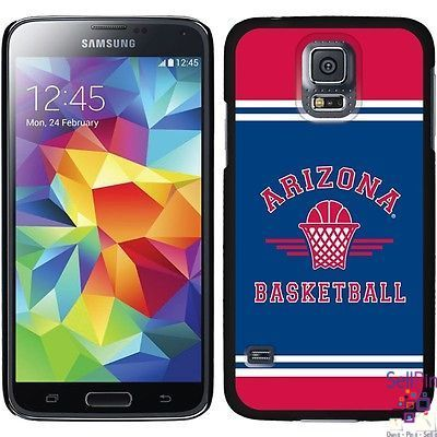 $26.00: Arizona Wildcats Samsung Galaxy S5 Thinshield Case (Classic Basketball Design)