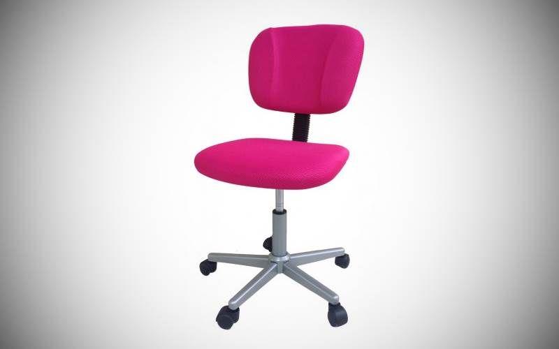 Sedie Tessuto ~ Sedia da ufficio in tessuto colore fucsia foto sedie e arredo