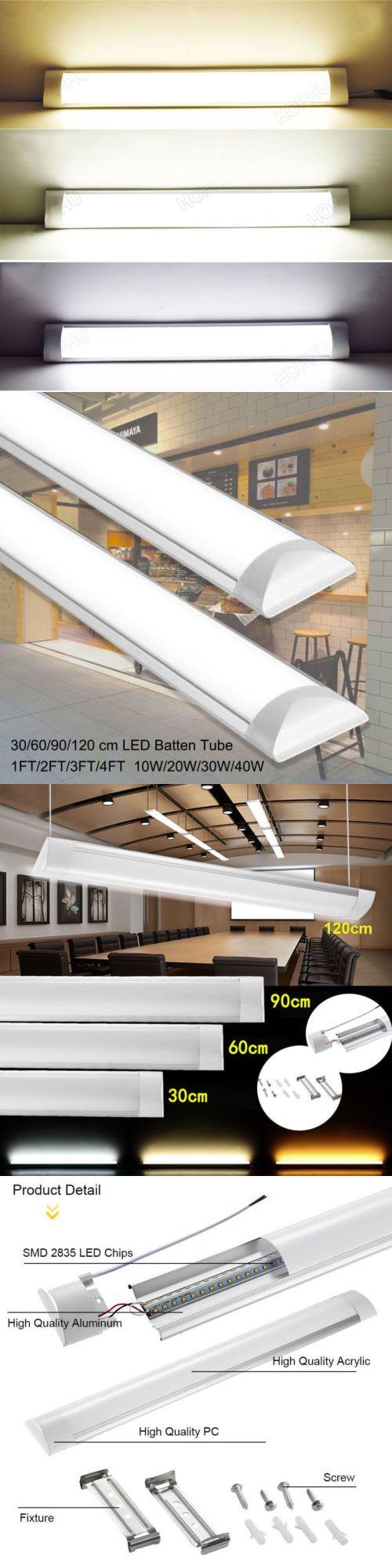 Other Lighting and Ceiling Fans 3201: Led Batten Tube Linear Light