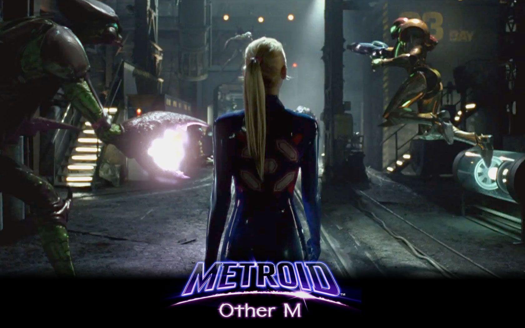 Metroid Other M Trailer Screenshot Metroid Metroid Other