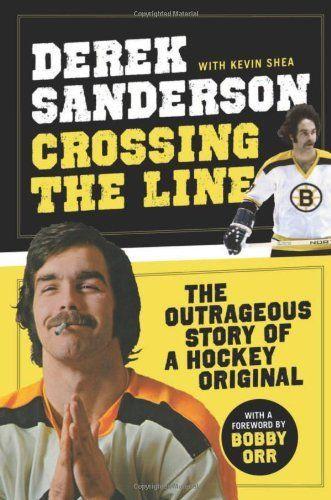 Crossing the Line by Derek Sanderson. $17.13. Publication: October 5, 2012. Publisher: Triumph Books; First Edition edition (October 5, 2012). 400 pages. Save 34%!