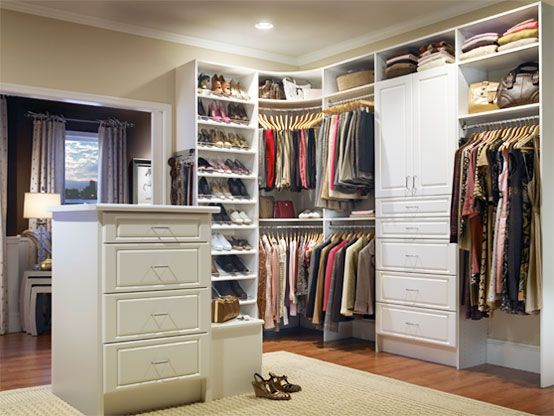 Awesome Walk In Closets: Ardent Custom Closets : Bedroom Closet