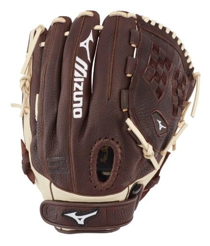 Mizuno Softball Ball Gloves Frachise Series Fastpitch Softball Glove 12 312715 Brown Silver Fastpitch Softball Gloves Softball Gloves Fastpitch Softball