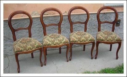 Sedie Antiquariato ~ Sedie luigi filippo genovesi antiques pinterest sedie