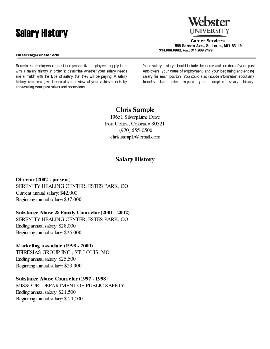 Resume Format Requirements Resume format, Cover letter