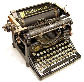 A while back I decided to get a typewriter and a wax seal and start sending old fashioned letters to people. Please can I has this???