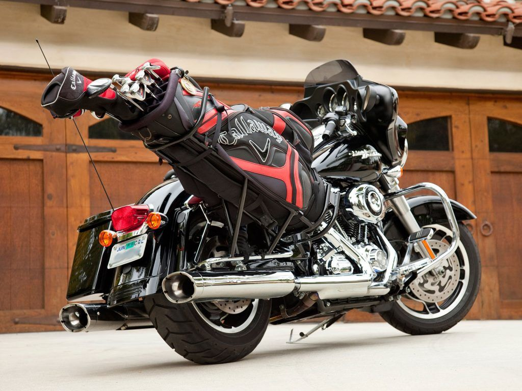 Harley Milwaukee Golf Caddy