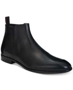 dc4448633aa Hugo Men s Dress Appeal Zip Boots - Black 12