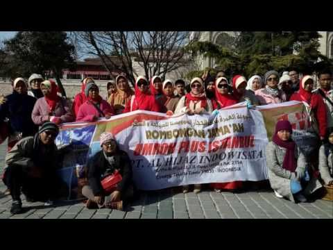 Paket Umroh Plus Turki 2017 - Alhijaz Indowisata 0821-6122-7222
