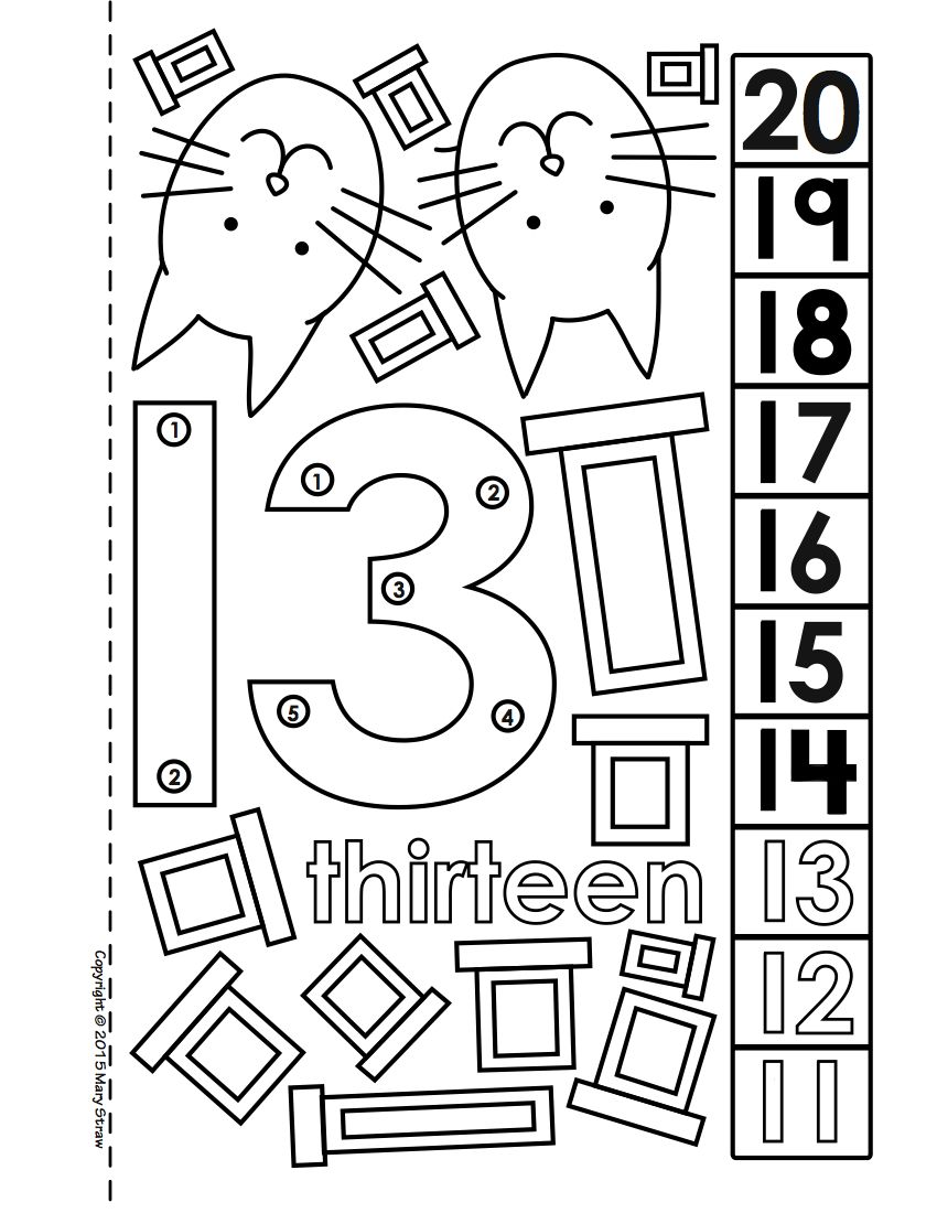 Dot To Dot Number Book 1 20 Activity Coloring Pages Numbers Preschool Activities Preschool Activities