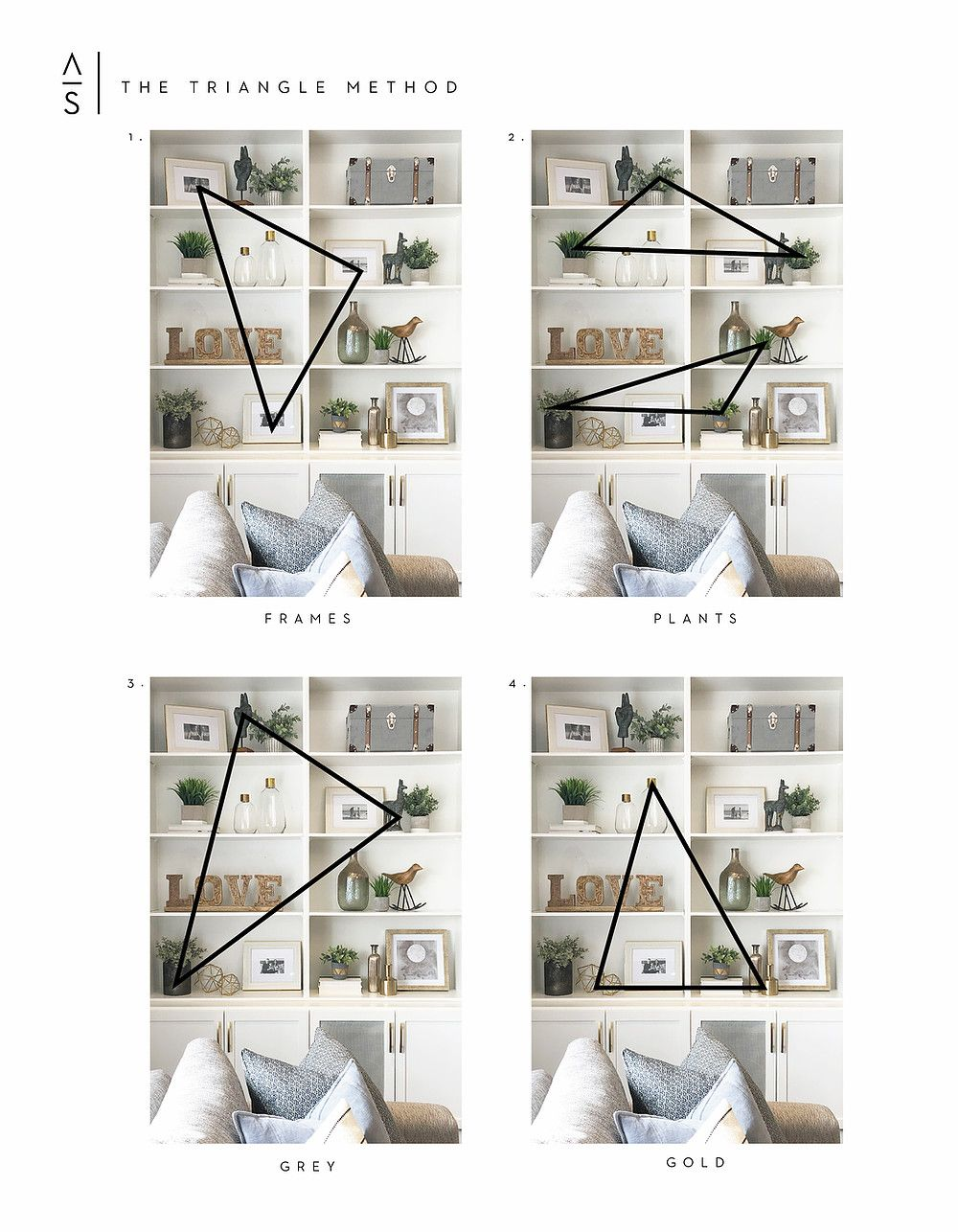 DESIGN GUIDE: STYLING THE PERFECT SHELFIE
