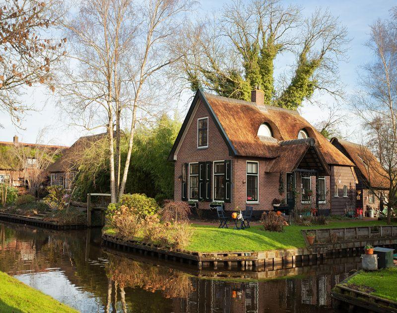 Το πιο όμορφο χωριό της Ολλανδίας | ArtTravel