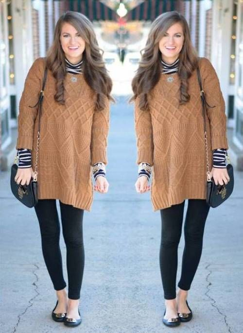 1b0d7ac189 carmel-brown-sweater-outfit- Easy weekend fall outfits http