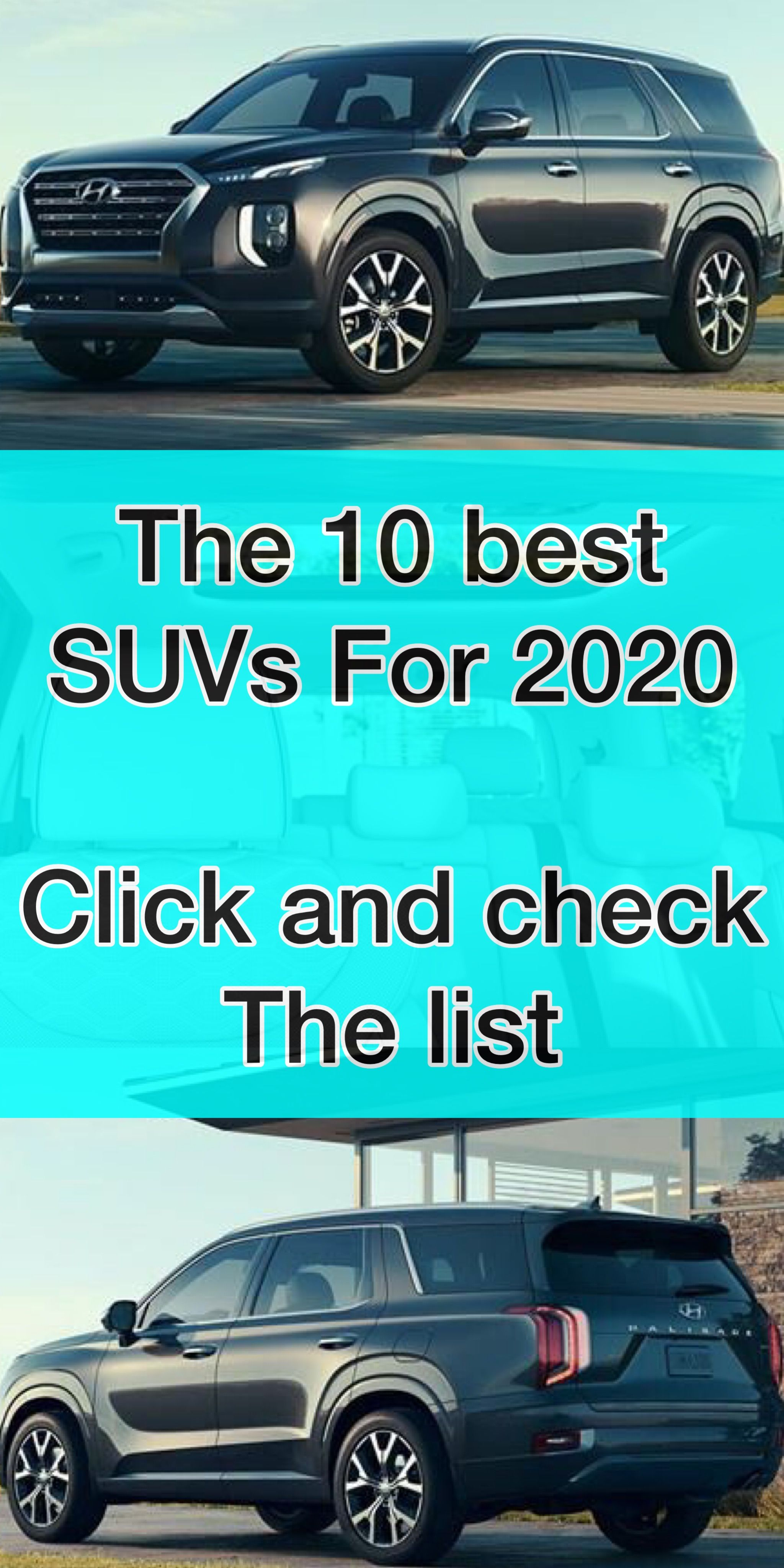 The 10 Safest Suvs You Can Buy It Now 2020 In 2020 Safest Suv