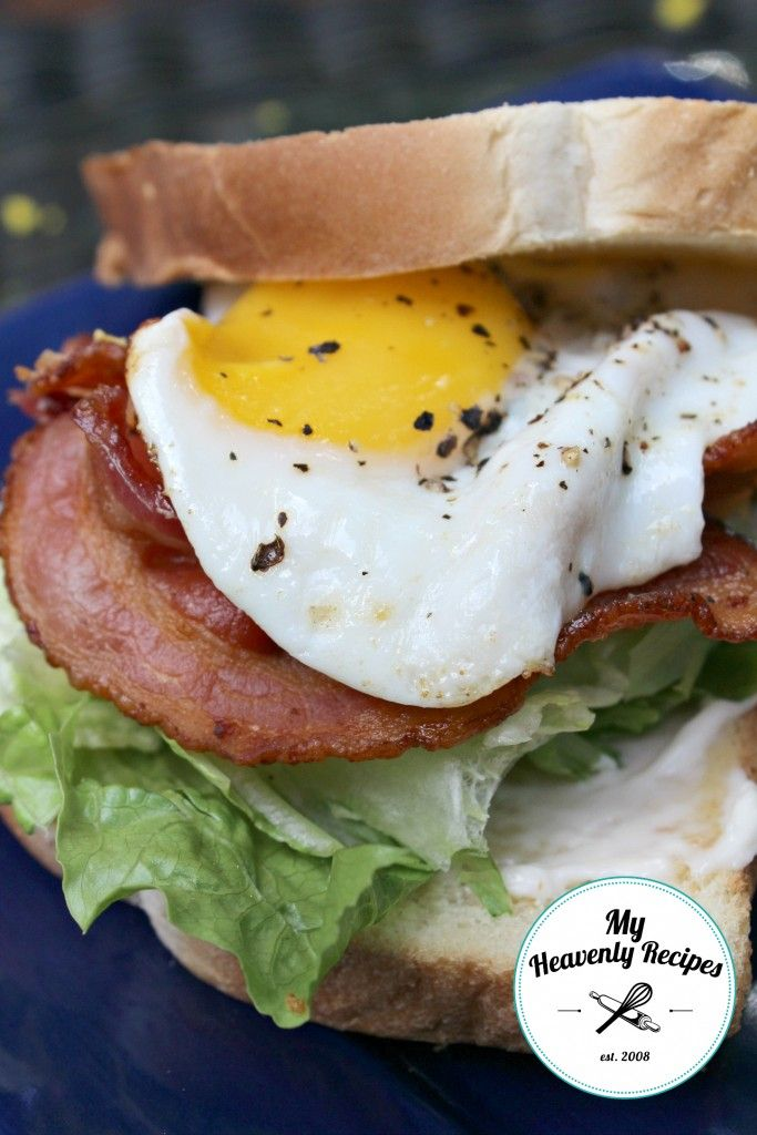 BELT Sandwich - a spin on the traditional BLT sandwich, with an EGG! This would be a wonderful addition to your arsenal of recipes and perfect for breakfast, lunch or dinner!