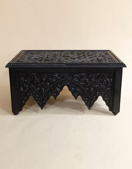 Large moroccan coffee table apartment living pinterest Moroccan coffee tables