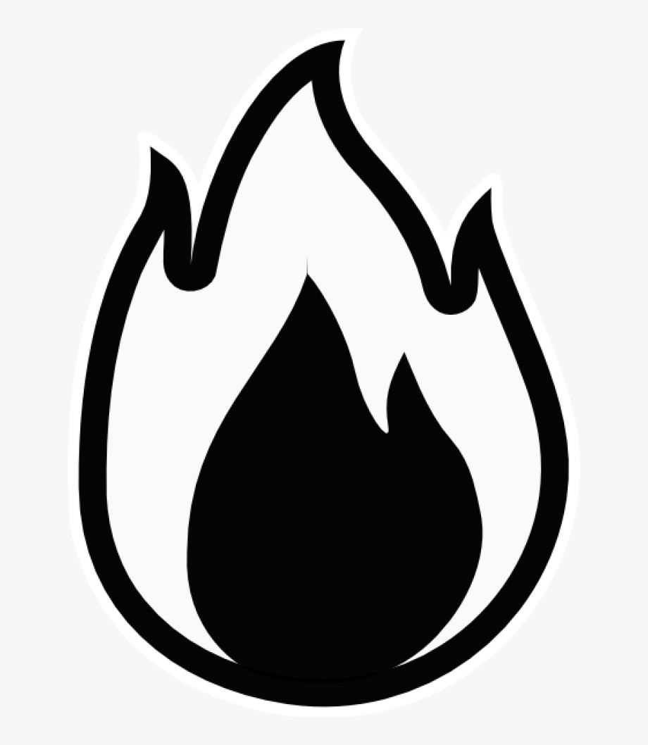 Flame Clipart Black And White Free Clipart Black And White Clip Art Free Clip Art