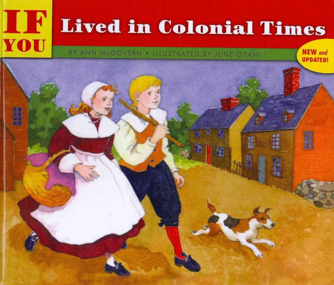 Colonial Times First Grade Lesson Core Knowledge S
