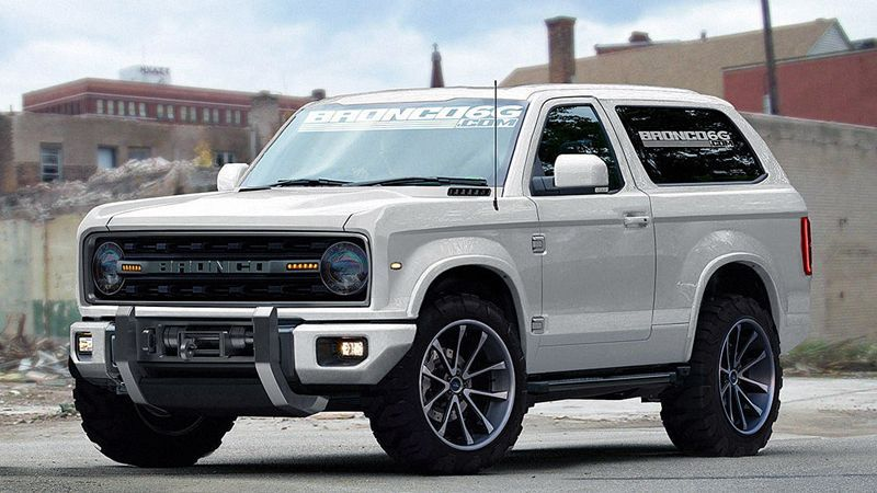 2020 Ford Bronco Is Confirmed Ford Bronco Ford Bronco Concept