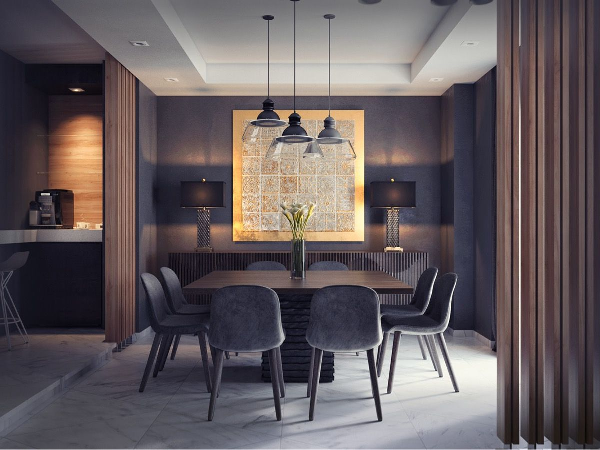interior design of an apartment location cairo egyptyear 2015 modern apartmentsmodern dining roomscairoapartment