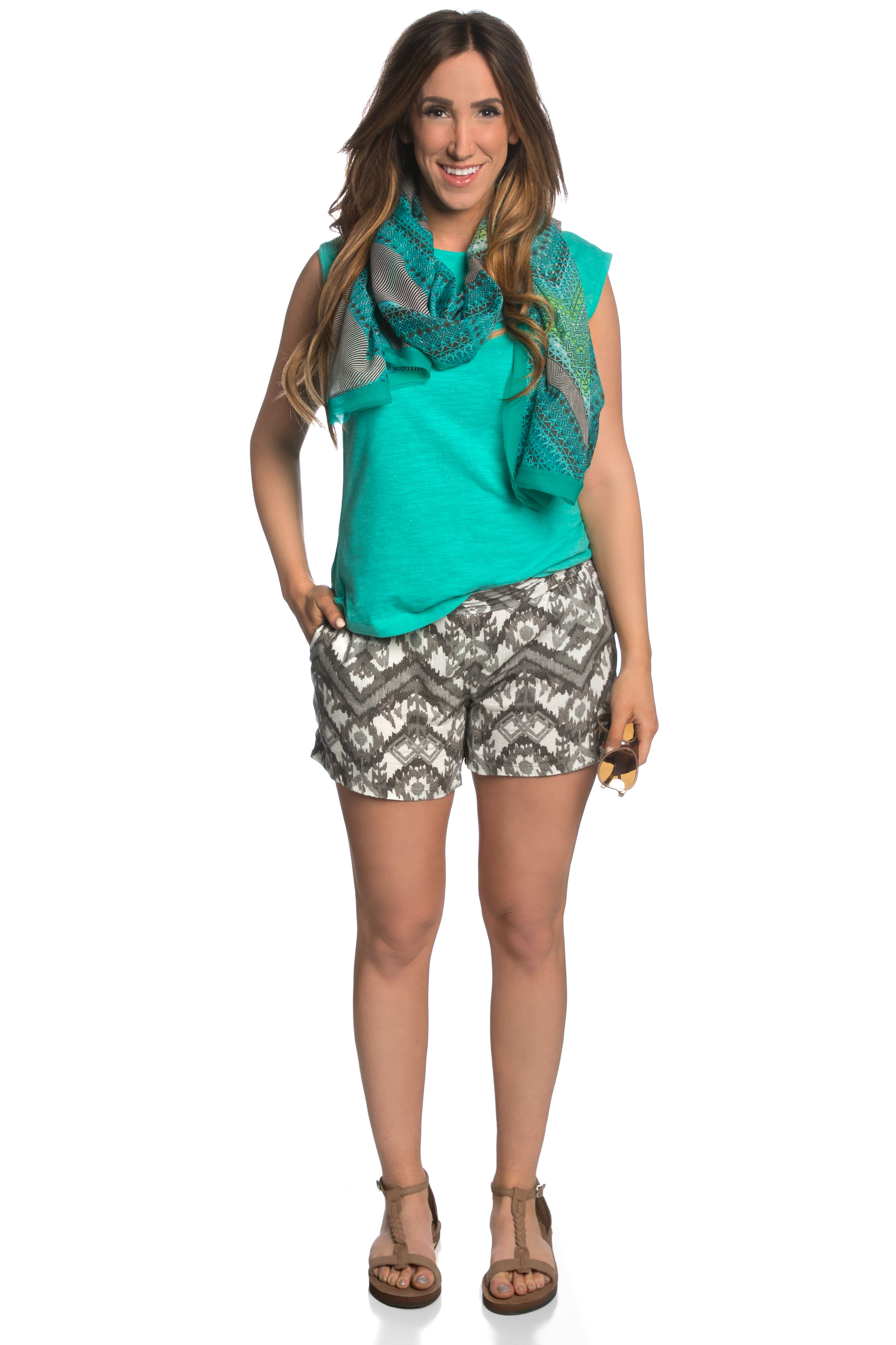 This Is A Combination Of Prana Constance Womens Shirt