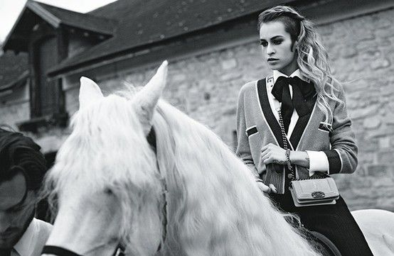 Chanel Horse