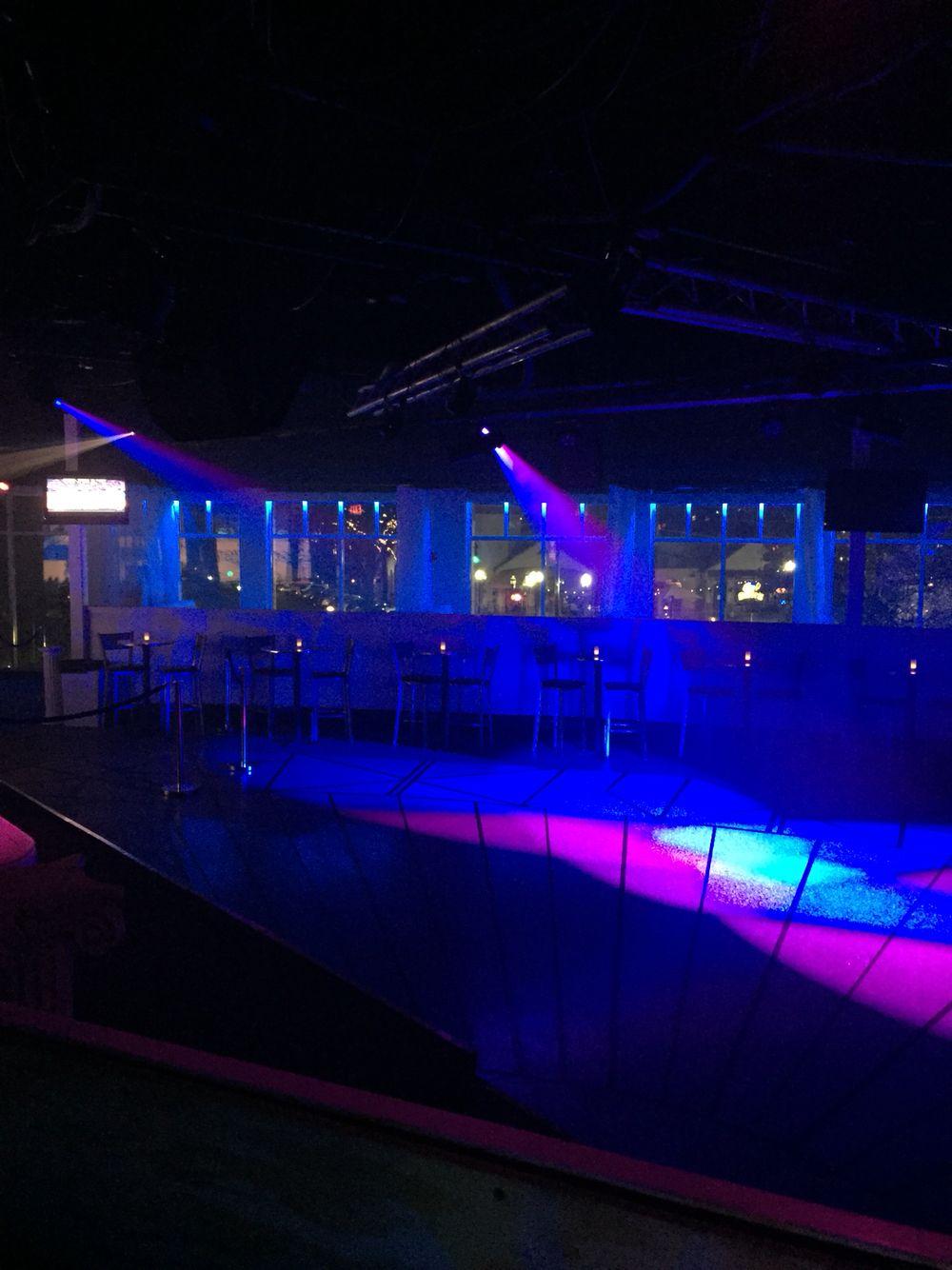 Lighting Install At Skky Night Club In Birmingham Al Up