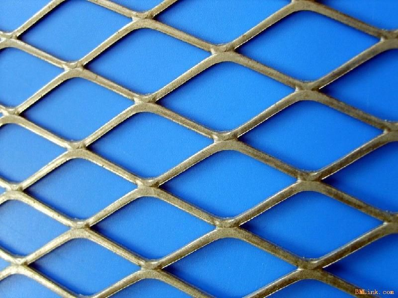 We Have Very Strict Quality Requirement For Our Raw Material The Galvanized Steel Sheet Coil Material To Ensure Expanded Metal Metal Mesh Screen Metal Sheet