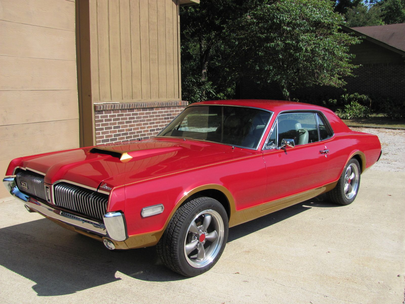 1972 mercury montego n code 429 restomod motorcycle custom - 1970 Mercury Cougar Featuring A 351 Cleveland Engine Probably Only Firing On 6 Cylinders And In Desperate Need Of A Brea Pinteres