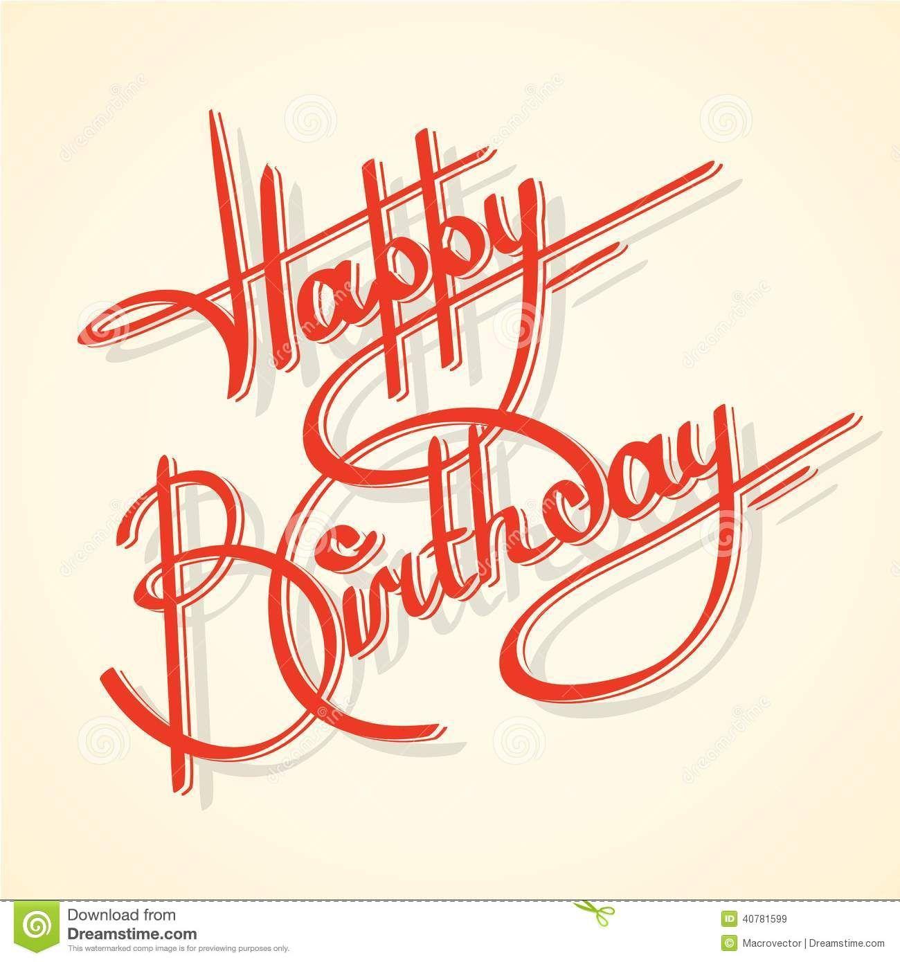 Happy Birthday Lettering Maker ~ Http imgkid happy birthday writing fonts shtml cards to make pinterest