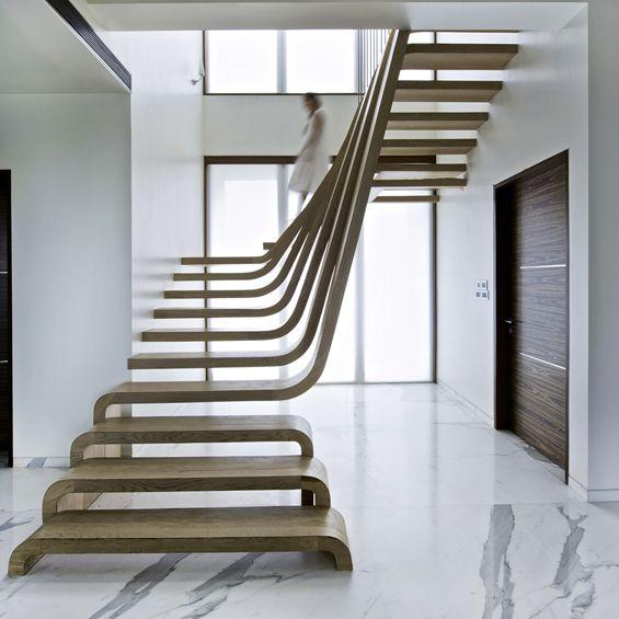Inspirational Stairs Design: Arquitectura En Movimiento Workshop : SDM Apartment
