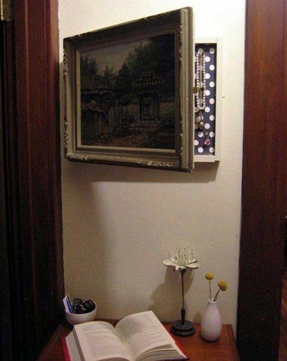 Espacios escondidos en el hogar | Jewelry! | Pinterest | Diy ...