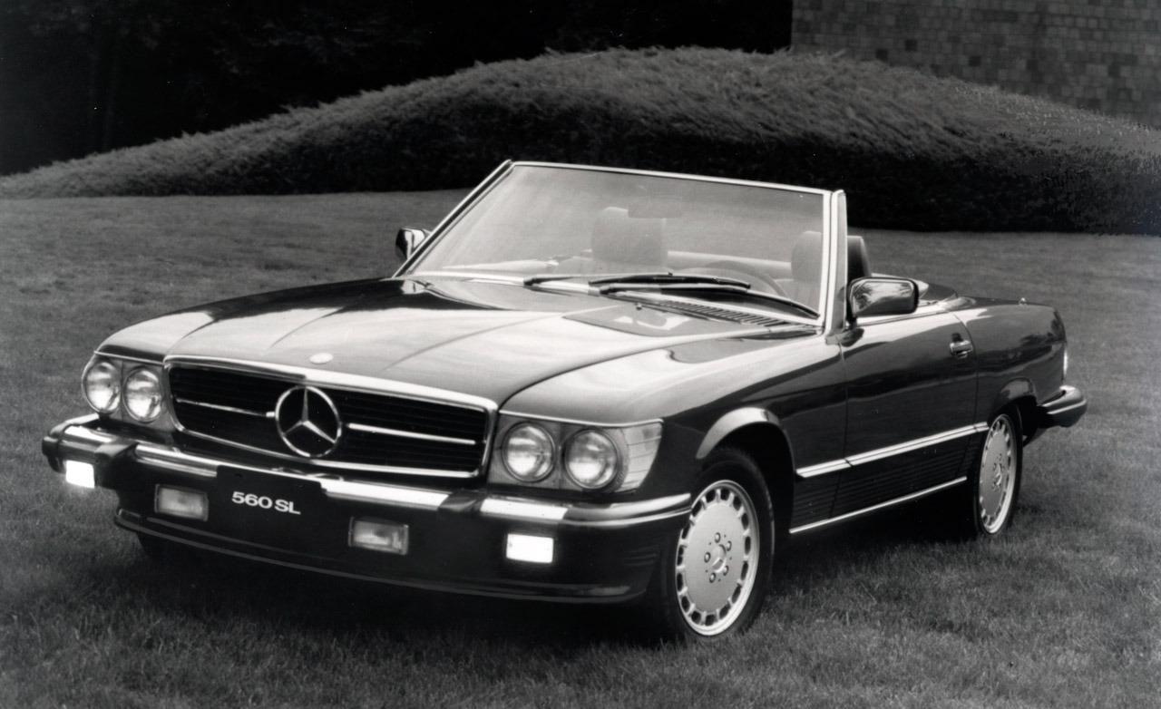 1986-mercedes-benz-560sl | Mercedes-Benz Oldtimers & Youngtimers ...