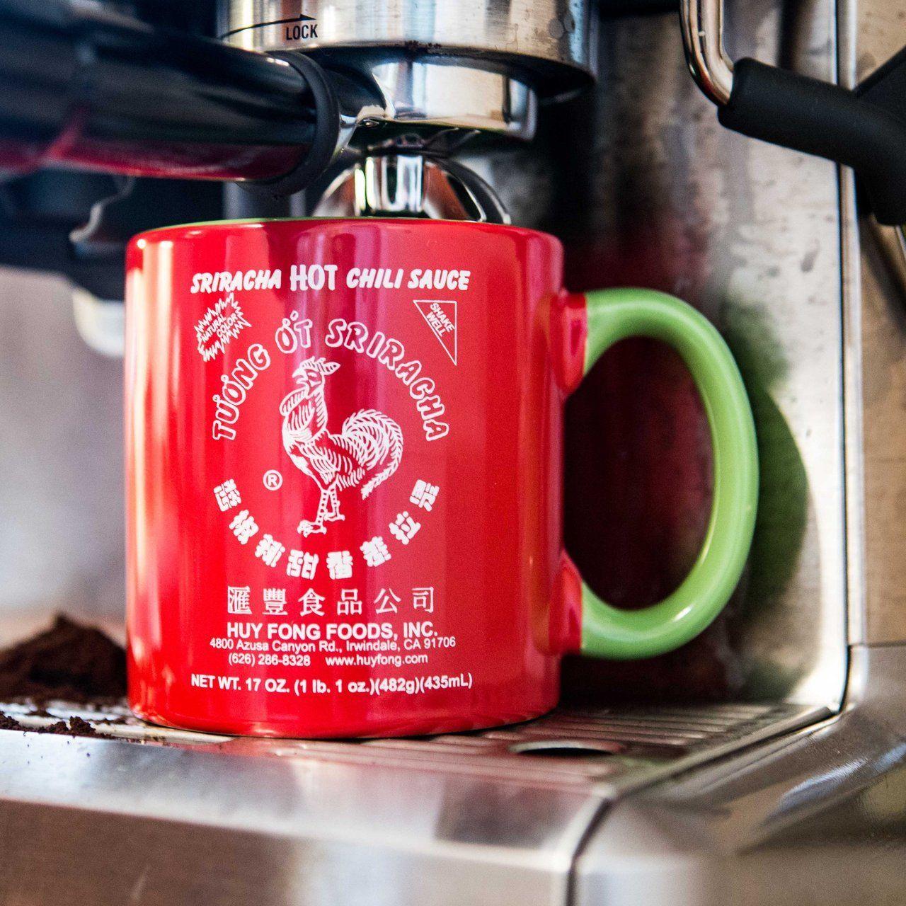 Sriracha Mug Mugs Coffee Games Hot Sauce