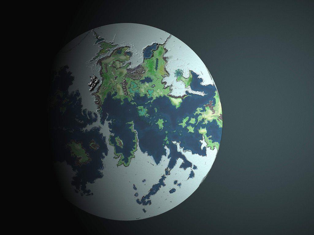 El planeta Danuria