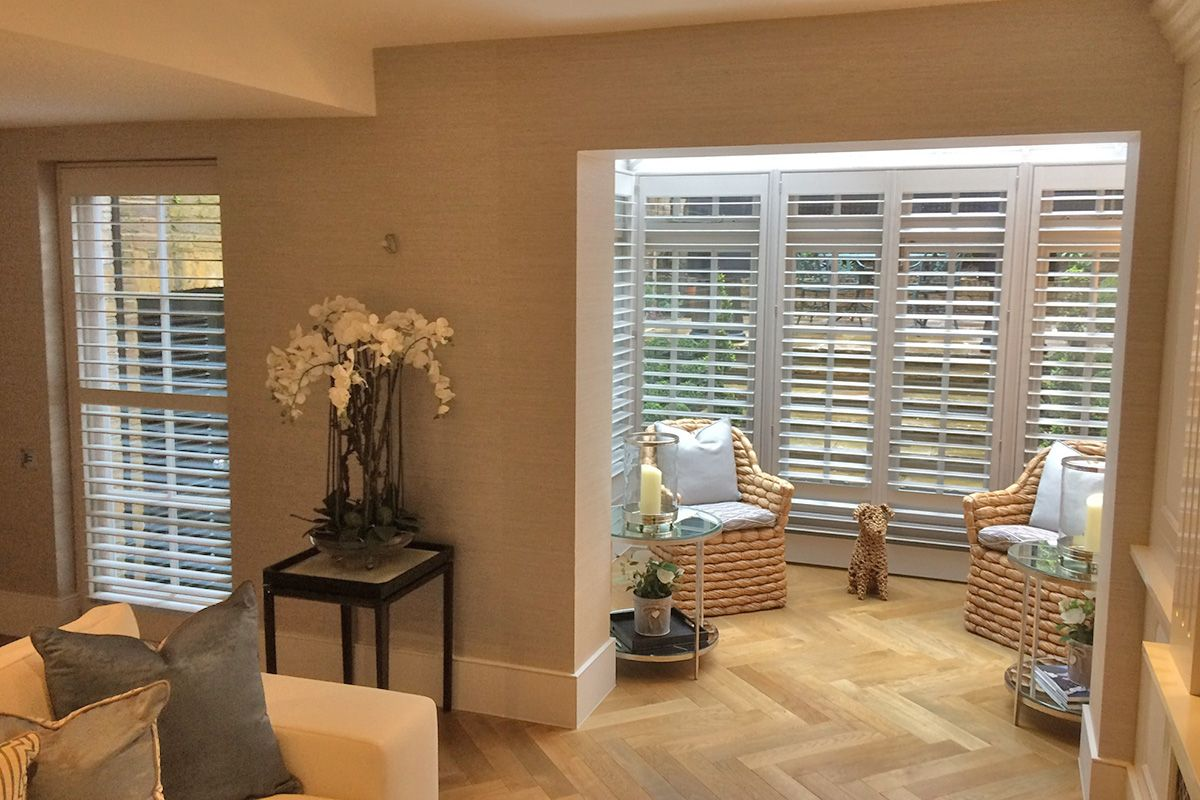 Decorating With Wooden Shutters