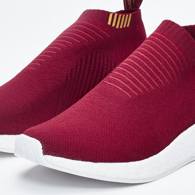 bc9433218fb Sneakersnstuff x adidas NMD CS2 Red Class of 99 (4)