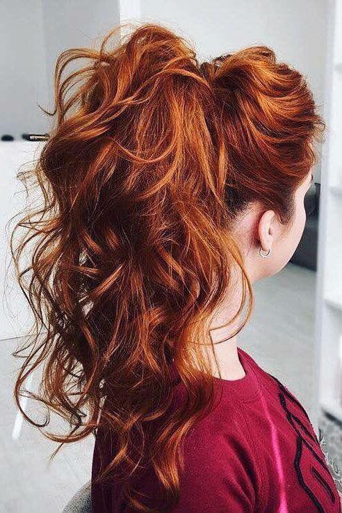 cabello cobrizo � hair make up nails pinte�