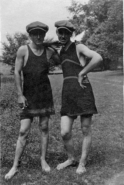 24aa0264f5 Old-Fashioned Swimsuits for Men