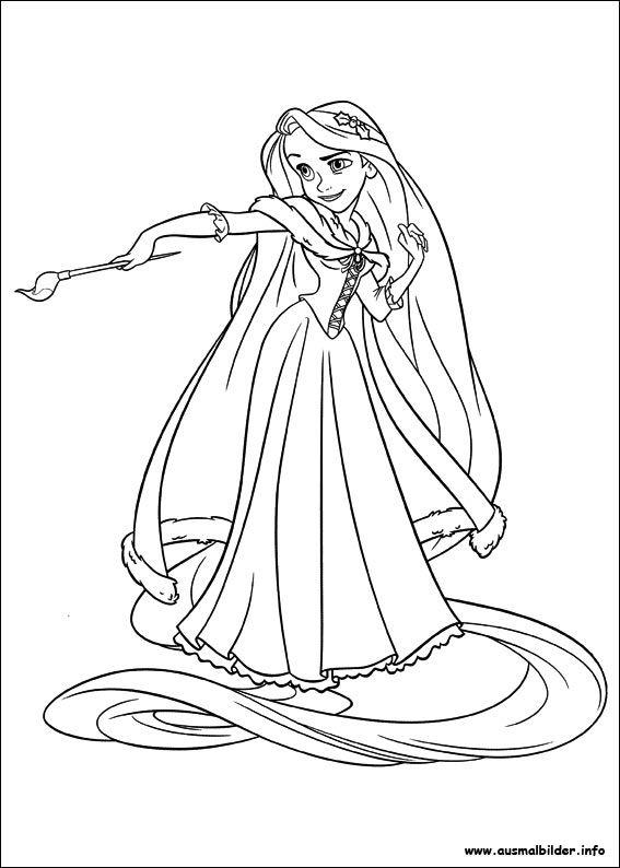 Rapunzel Malvorlagen Rapunzel Coloring Pages Tangled Coloring Pages Princess Coloring Pages
