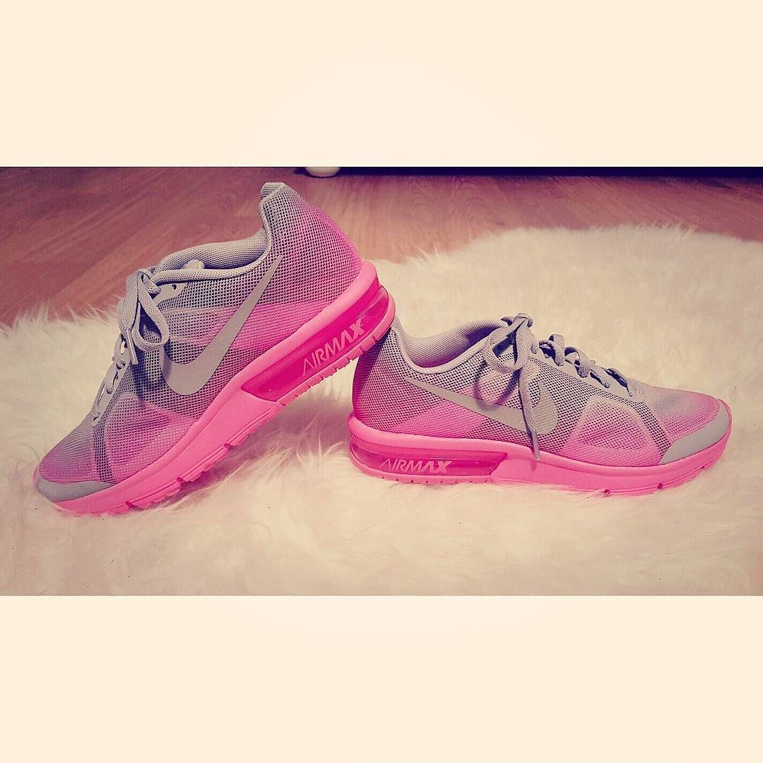 grey airmax nike nikeairmax pink beautiful training shoes ff67w
