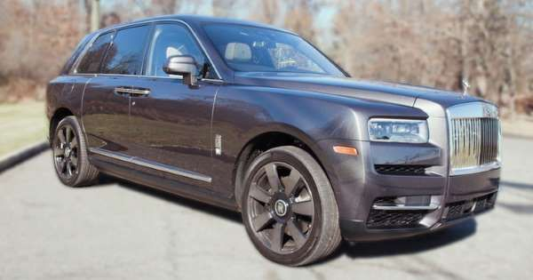 Photo of What it's like inside Rolls-Royce's $410,000 luxury SUV