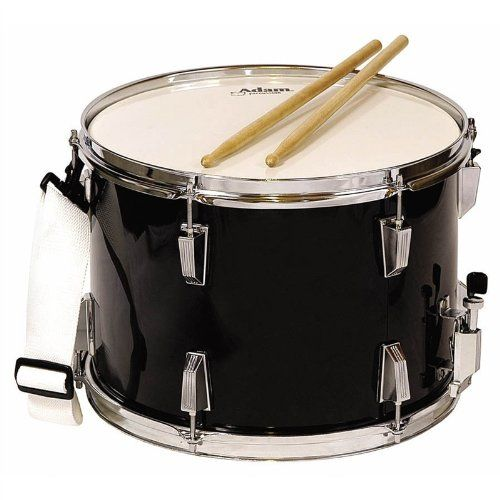 adam percussion marching snare drum black musical instruments pinterest marching snare. Black Bedroom Furniture Sets. Home Design Ideas