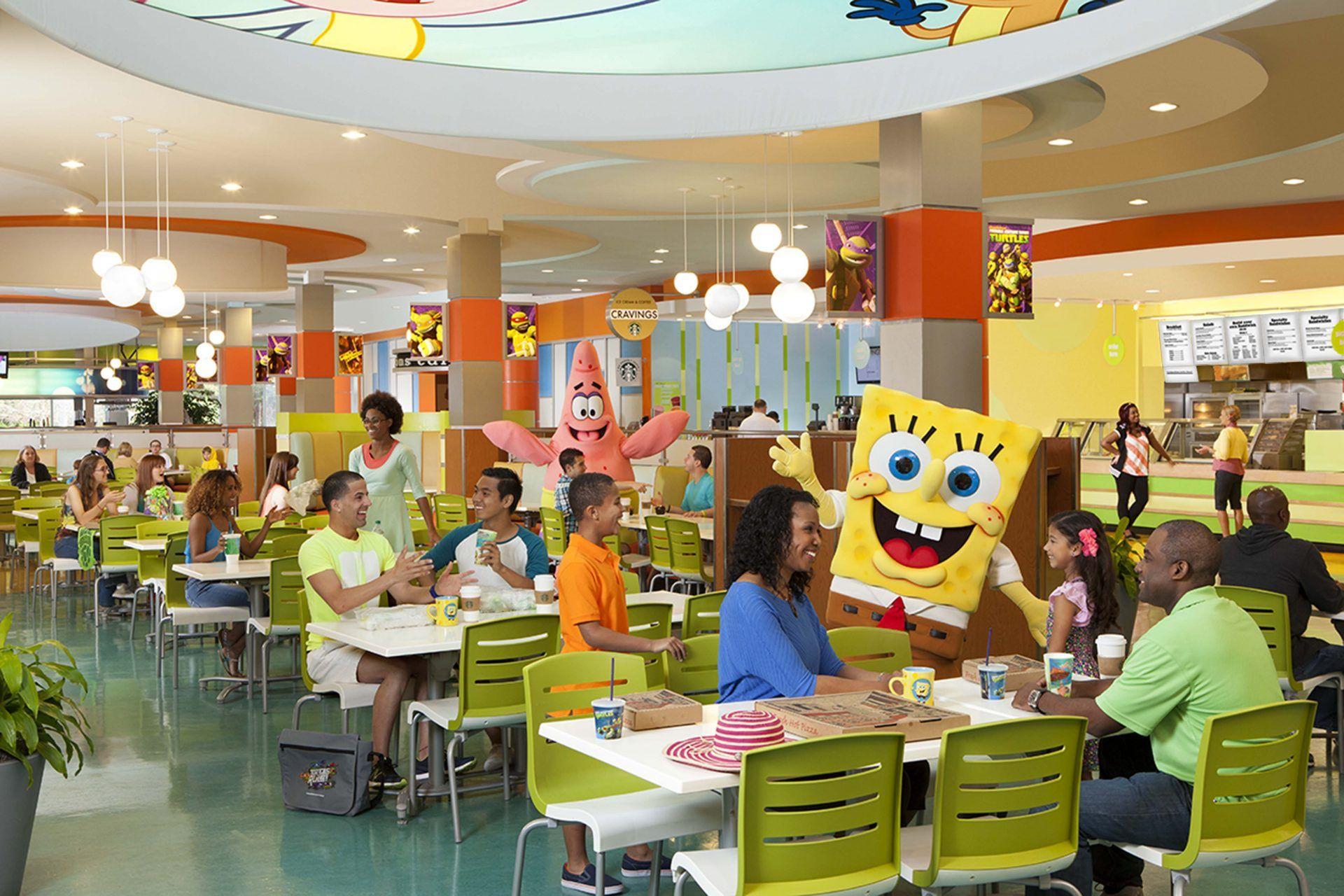 Classic Nickelodeon Cartoons Are Coming Back Nickelodeon Hotel Hotels For Kids Orlando Resorts