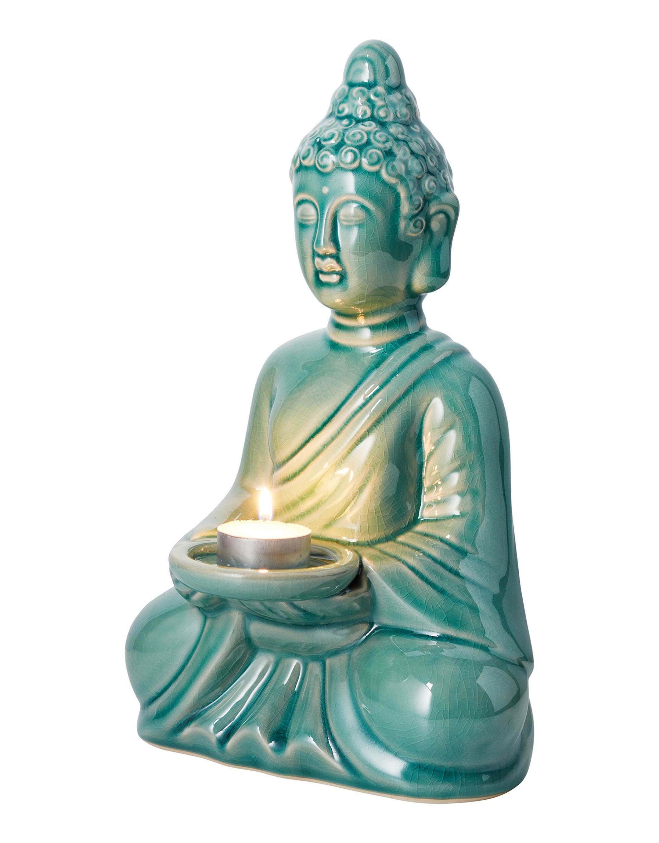 Sitting Buddha Dekoration Buddha Statues Inredning