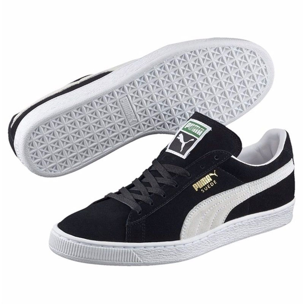 puma homme toile