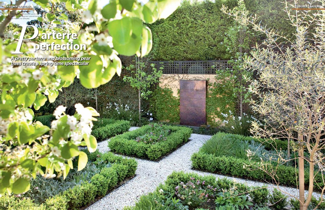 Formal Garden Plans hen how to Home Decorating Ideas